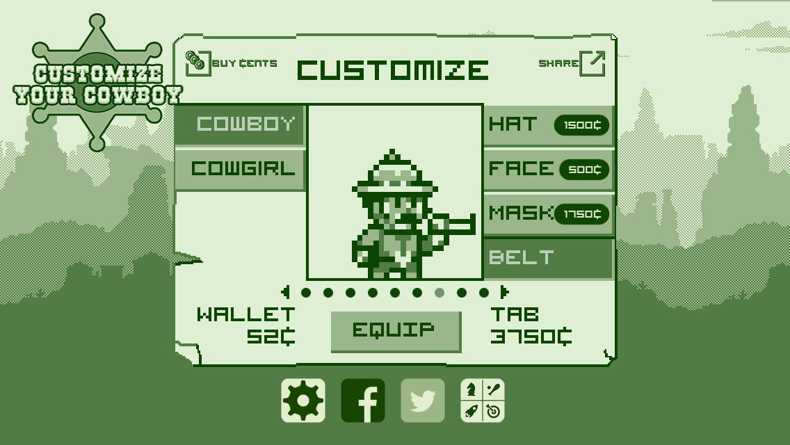 2-bit Cowboy Screenshot 7