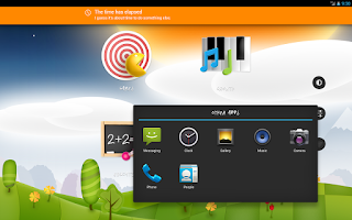 Screenshot of PlayPad Parental Control