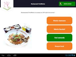 Screenshot of VreiMeniu Pad