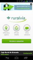 Screenshot of Caja Rural de Granada