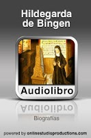 Screenshot of Hildegarda de Bingen AudioBook
