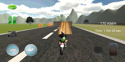 Screenshot of Moto Racing 3D Bike Ultimate