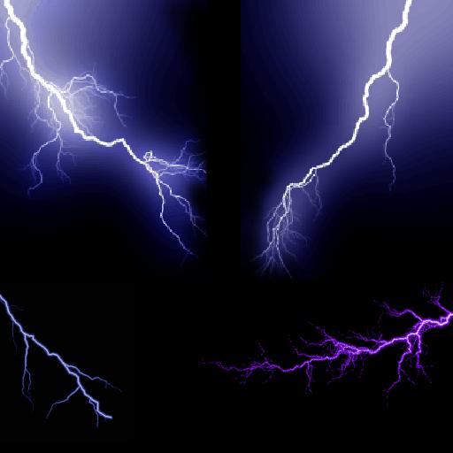 Lightning Live Wallpaper 個人化 App LOGO-APP試玩
