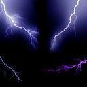 Lightning Live Wallpaper mobile app icon