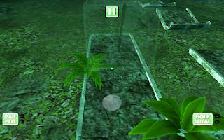 Screenshot of Mini Golf: Jungle Golf Game