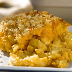 Alton Brown's Baked Macaroni and Cheese