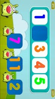 Screenshot of Kids Learning Numbers Lite