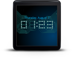 Screenshot of Wear Time Circuit