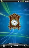 Screenshot of Cuckoo Clock Widget