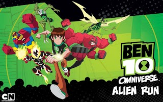Screenshot of Ben 10 Omniverse: Alien Run