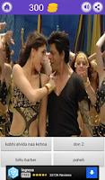 Screenshot of Guess Hindi Movies Quiz