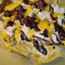 Barbecue Chicken Doritos Snack