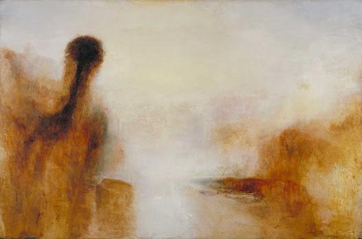 Turne Joseph, Paesaggio con acqua