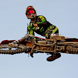 i can see my house from here by Colin Verrill - Sports & Fitness Motorsports