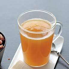 Applejack-Spiked Hot Cider