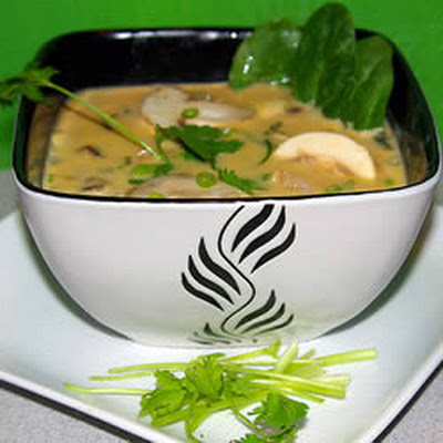 Thai Curry Soup