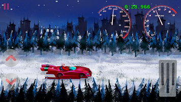 Screenshot of Santa Supercharge