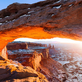 by Torrey Gleave - Landscapes Caves & Formations ( torrey, gleave, mesa arch, photography )