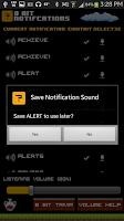 Screenshot of 8 Bit Notifications FREE