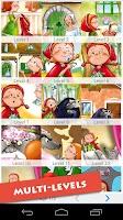 Screenshot of Little Red Riding Hood Cartoon