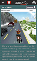 Screenshot of Juegos de Carreras de Motos