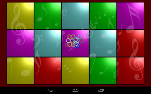 Baby's Musical Buttons - screenshot