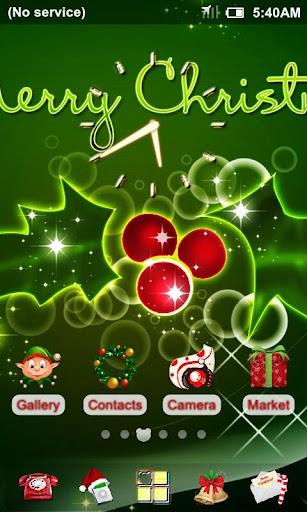 HD Christmas Theme
