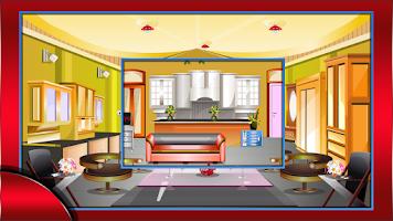 Screenshot of Stylish living room escape