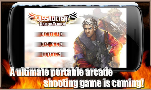 assaulter for android screenshot