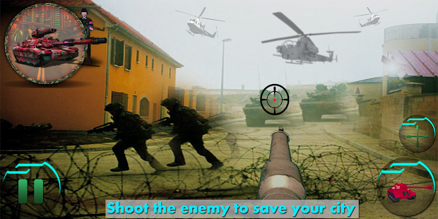 Commando Battlefield Mission - screenshot