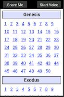 Screenshot of Darbys Translation Bible