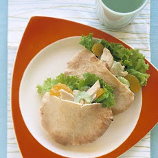 Chicken-Salad Pitas