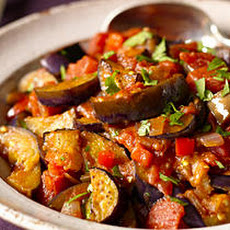 Eggplant and Tomato Stew (Guiso de Berenjena) Recipe