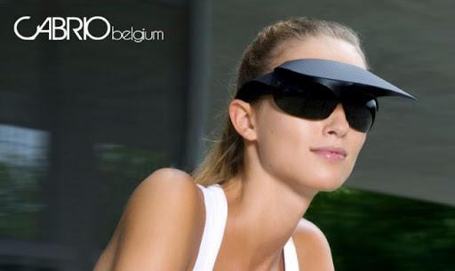 Cabrio Visor Sunglasses