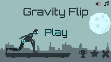 Screenshot of Gravity Flip