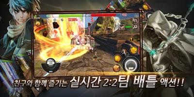 Screenshot of 런앤레이드 for Kakao