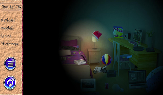 Hidden Object Messy Rooms Free - screenshot