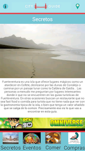 Fuerteventura Secreta - screenshot