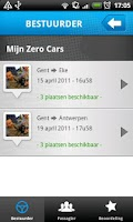 Screenshot of MNM Friends Taxi