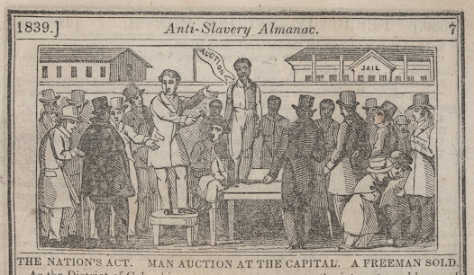 Abolitionist presses flooded the country with images depicting the horrors of slavery. But by the 1840s, convinced that moral persuasion had failed, some abolitionists turned to violence.