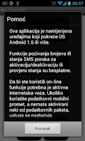 Screenshot of Moj Tele2 PRO