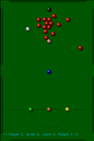 Screenshot of Snooker