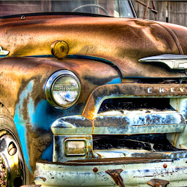 To-Mater! by Dustin Olsen - Transportation Automobiles ( farm, hdr, truck )