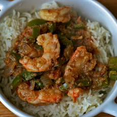 Dinner Tonight: Goan Shrimp Curry