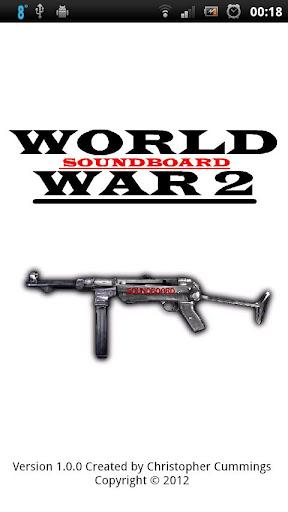 WW2 soundboard
