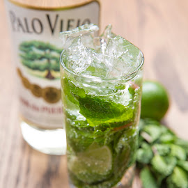 Mojito by Steely Bob - Food & Drink Alcohol & Drinks ( mojito, mint, lime, carbonation, rum )