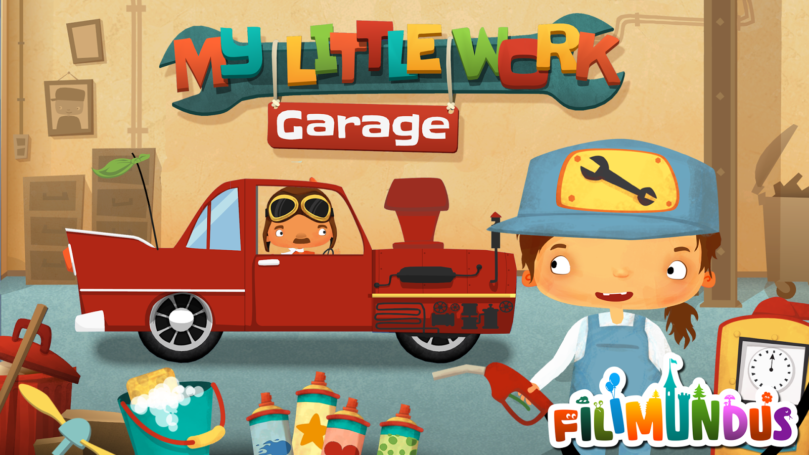 My Little Work – Garage Screenshot 5