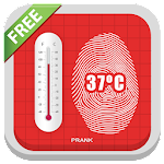 Fingerprint Thermometer Prank 1.3 Apk