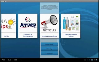 Screenshot of Instituto de Negocios Amway HD