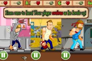Screenshot of Starving Zombies